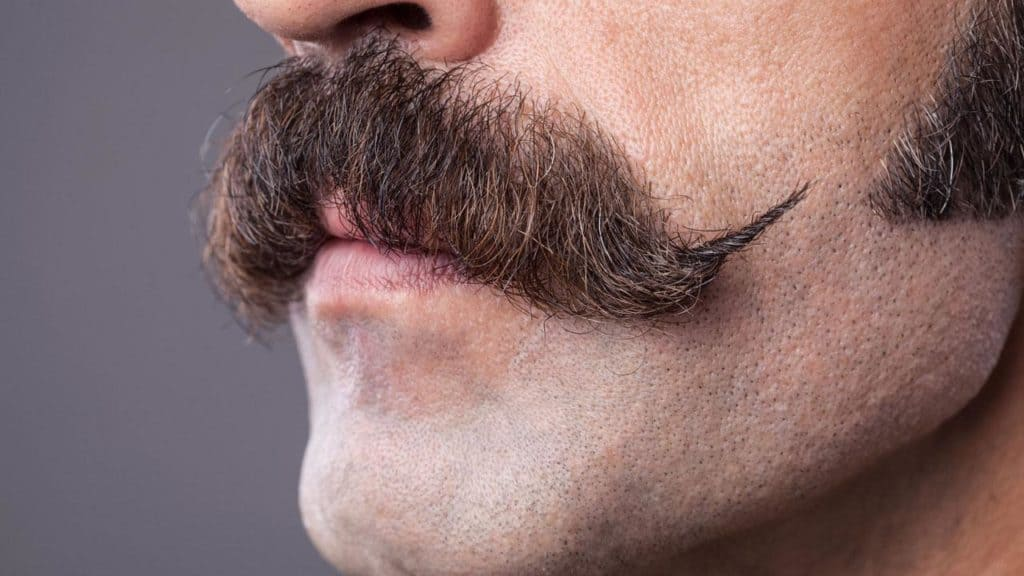 How To Grow A Thick Mustache Fast