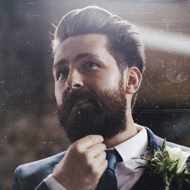 how to make a beard look good