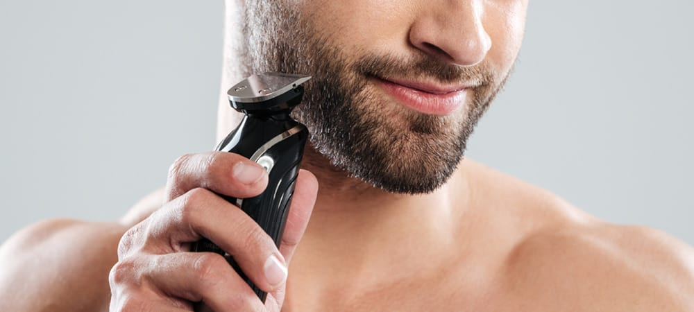how to shape up a beard