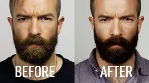 how to color beard without staining skin