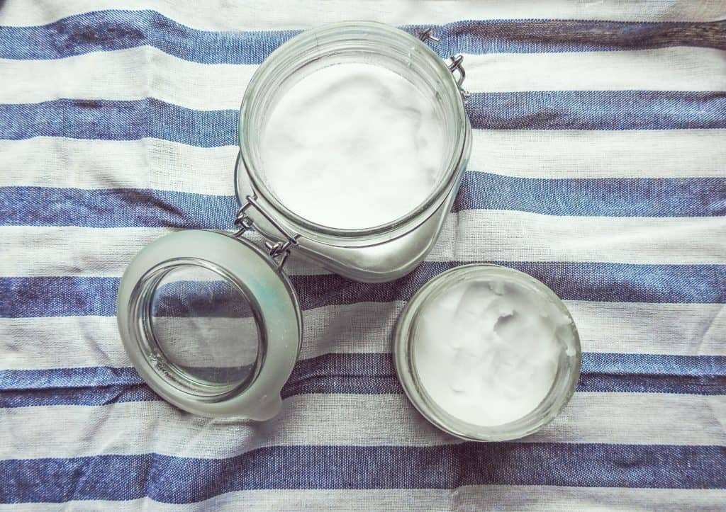coconut oil for growing beard