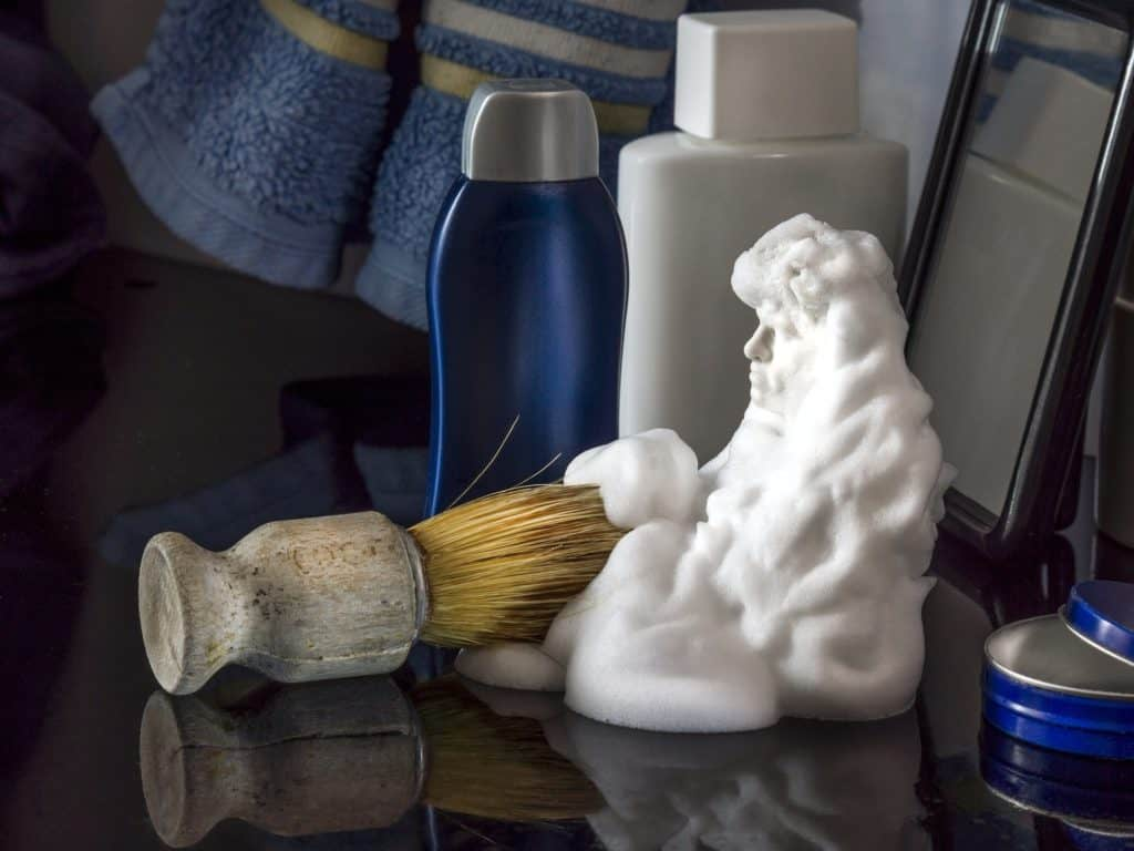 How to Use Shaving Foam