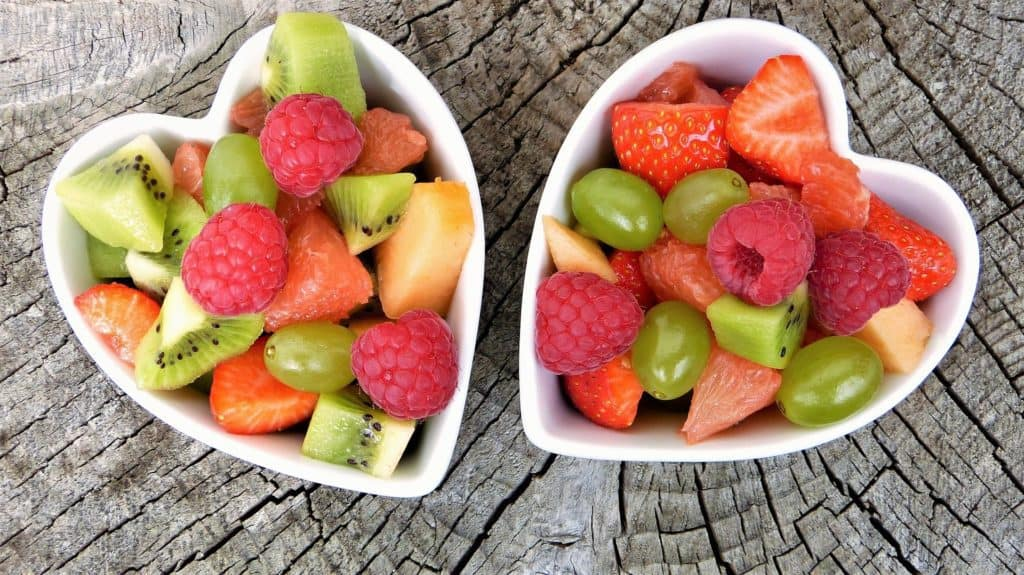 which fruit is good for beard growth