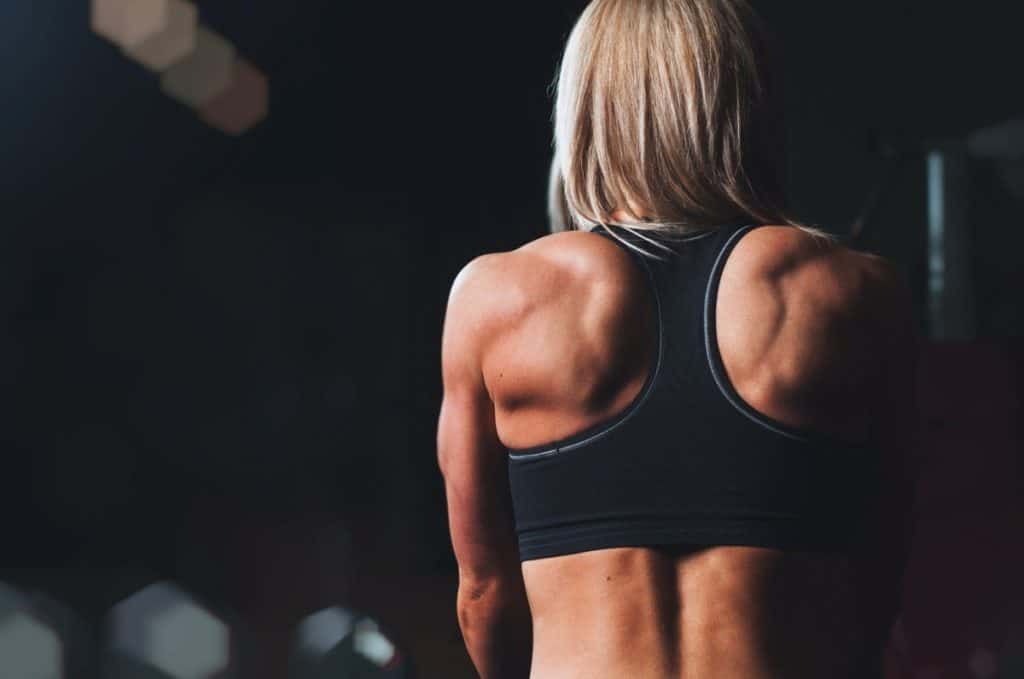 how to get rid of back fat easily and quickly at home