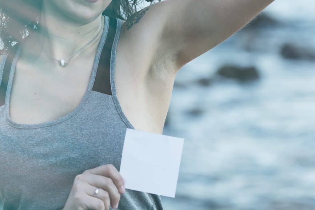 how to prevent underarm sweat