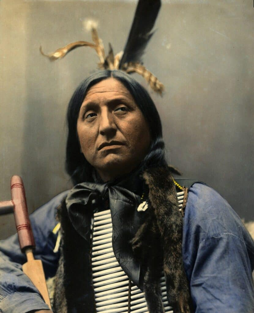 How Did Native Americans Shave