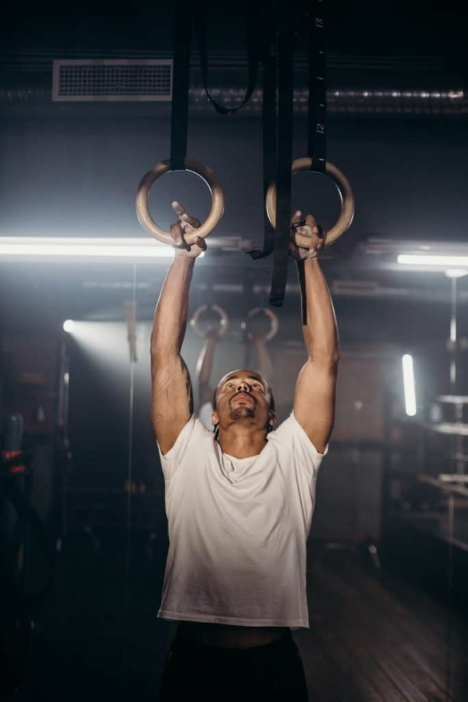 Which type of activity can help a person burn more fat