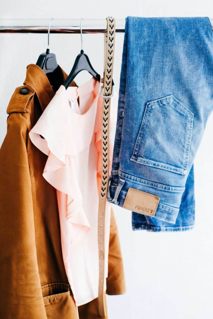 how to get fishy smell out of clothes