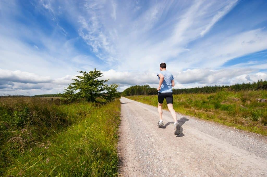 does running make your legs bigger