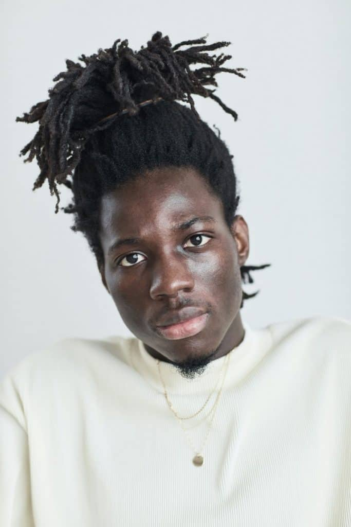 how to make dreads lock faster with short hair
