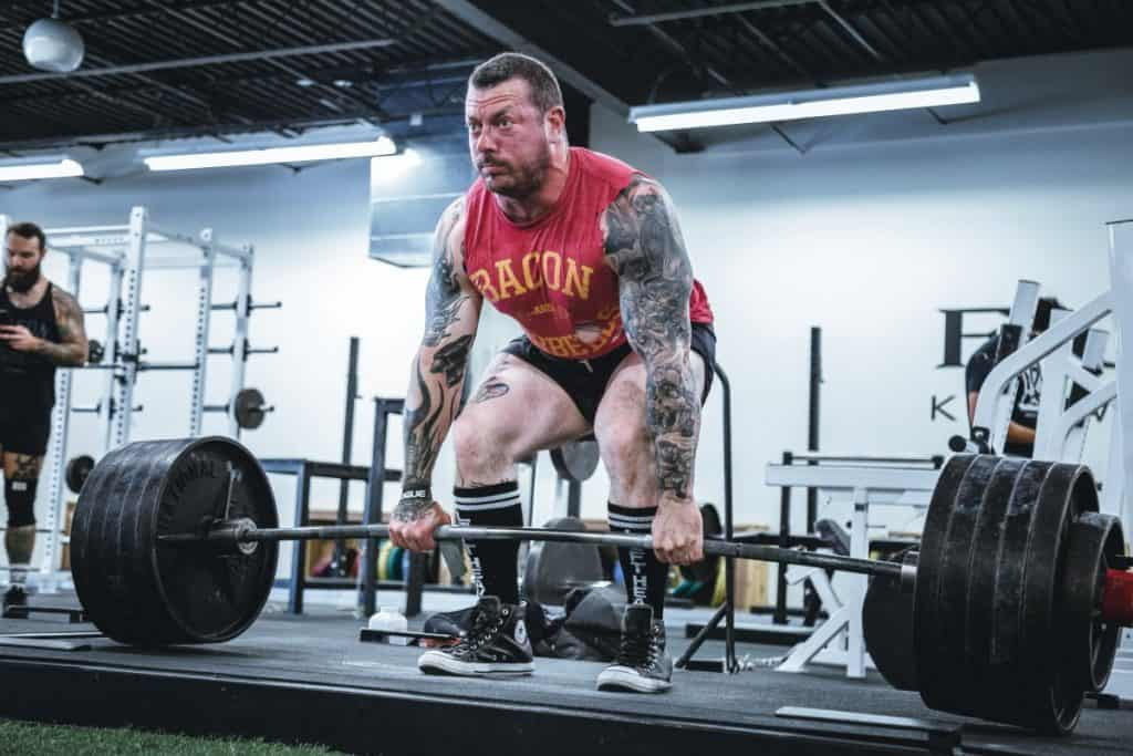 is deadlift a back exercise